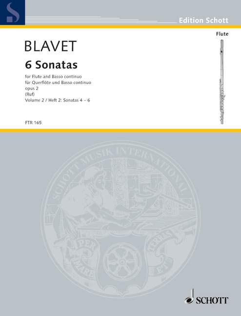 Six-Sonatas-op-2-4-6-Band-2-Blavet-Michel-flute-and-basso-continuo-97900011